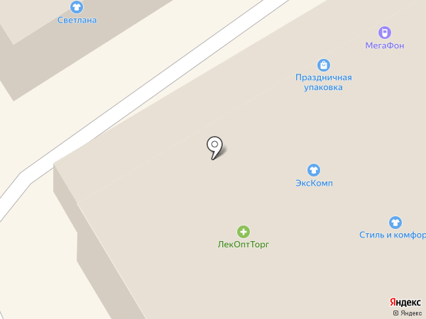 Барьер на карте Сертолово