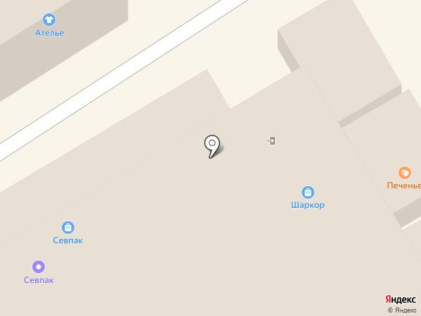 Преображенский на карте Сертолово
