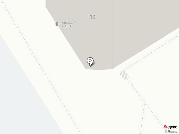 Подсолнух на карте Сертолово