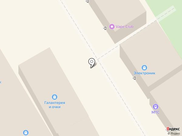 Платежный терминал, МТС-Банк, ПАО на карте Сертолово