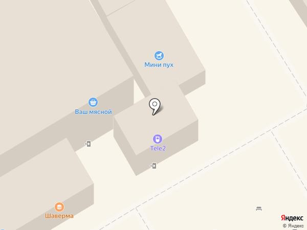 Tele2 на карте Сертолово