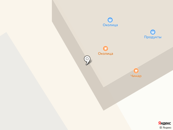 Сеть платежных терминалов на карте Сертолово