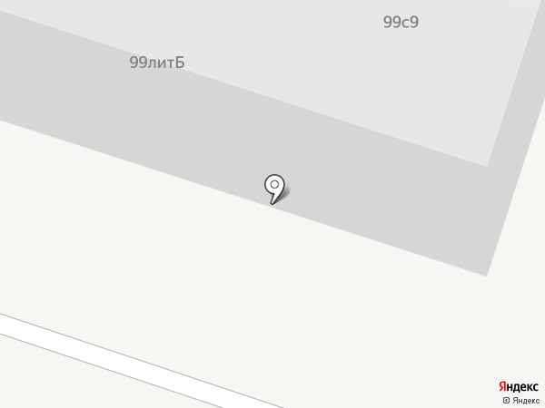 Шиномонтажная мастерская на Ленинградской на карте Сертолово