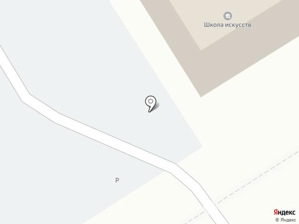Сертоловская детская школа искусств на карте Сертолово