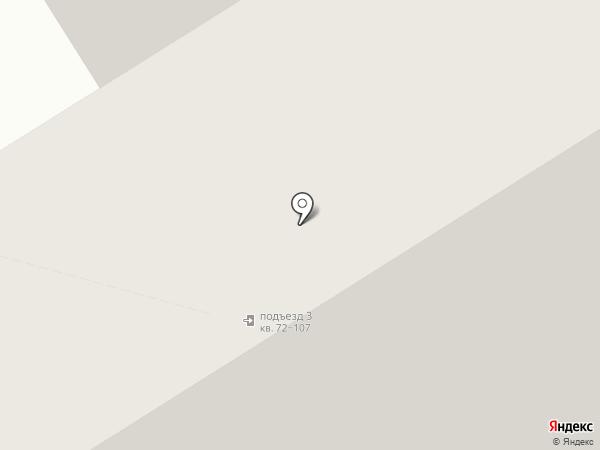 Видент на карте Сертолово