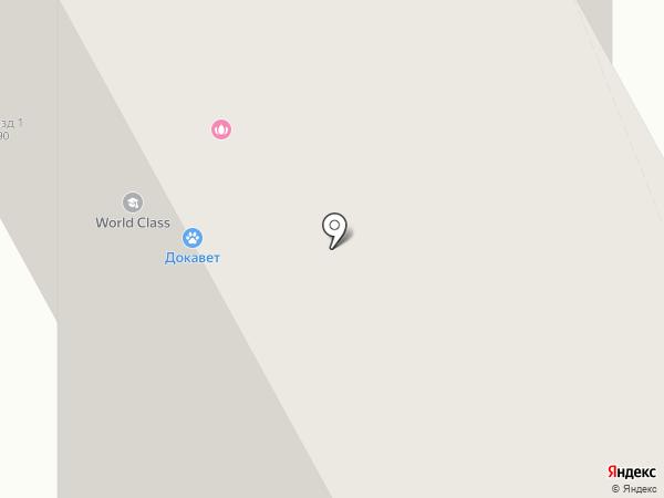 Мария на карте Сертолово