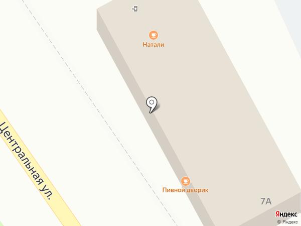 Натали на карте Сертолово