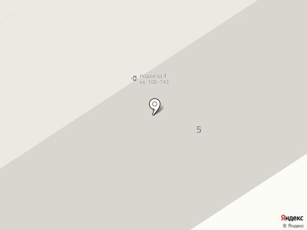 Химчистка на ул. Молодцова на карте Сертолово