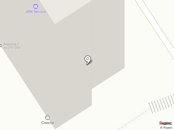 АПК-Сервис на карте Сертолово