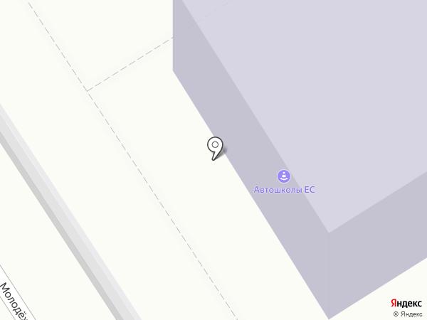 ШВВМ-Сертолово на карте Сертолово