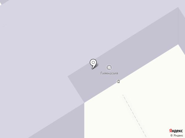 Гимназия г. Сертолово на карте Сертолово