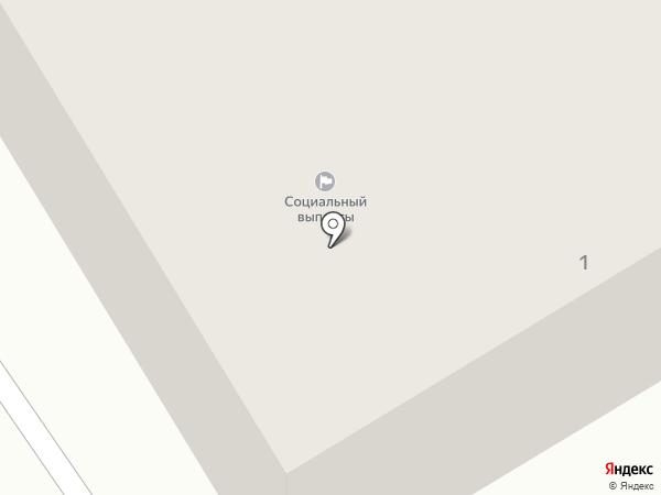 Сертоловский отдел социальных выплат, пособий и компенсаций на карте Сертолово