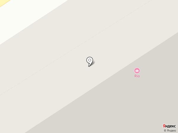 RIO на карте Сертолово