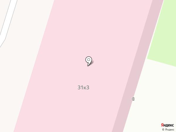 Городская поликлиника №3 на карте Санкт-Петербурга