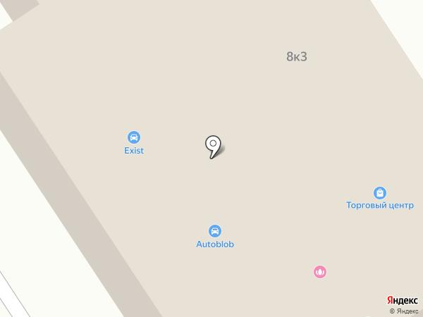 Зоомагазин на карте Сертолово