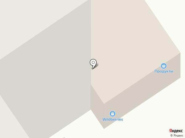 Продовольственный магазин на карте Сертолово
