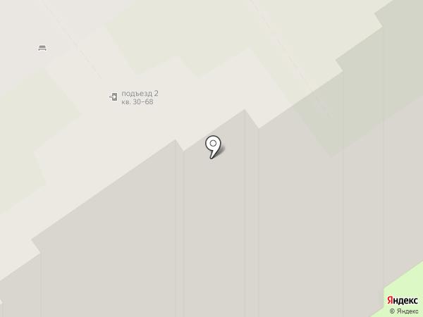 Александрино, ТСЖ на карте Санкт-Петербурга