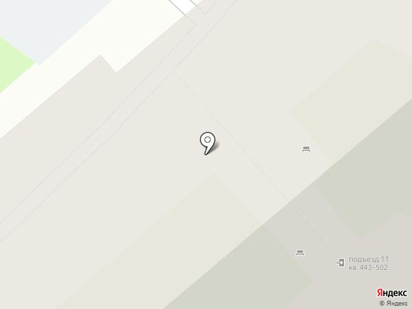 Судомеханический завод, ЗАО на карте Санкт-Петербурга