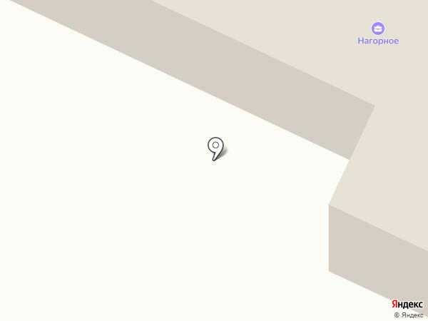 Камоника на карте Малого Карлино