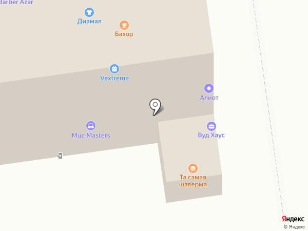 A-shop.ru на карте Санкт-Петербурга