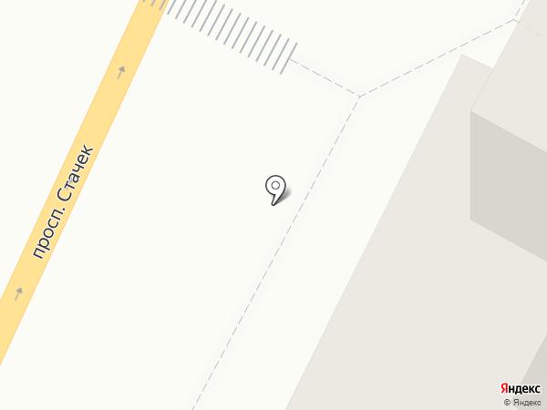 Домовый храм пресвятой Евфросинии Полоцкой на карте Санкт-Петербурга