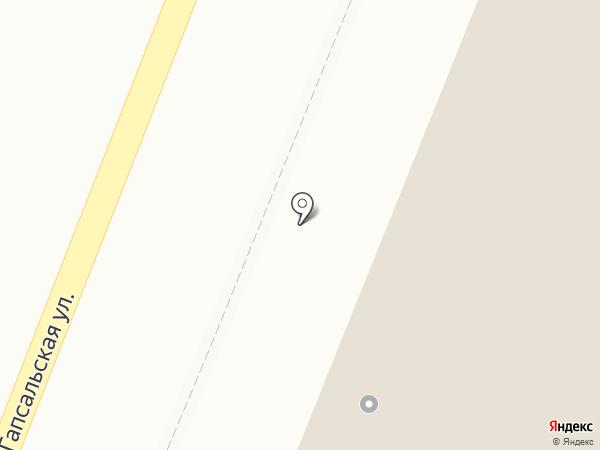 Росморпорт, ФГУП на карте Санкт-Петербурга