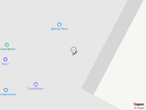 Спикер-Дизайн на карте Санкт-Петербурга