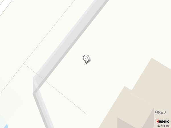 Храм Казанской иконы Божией Матери у Красненького кладбища на карте Санкт-Петербурга