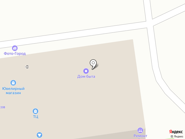 Сервисный центр на карте Санкт-Петербурга
