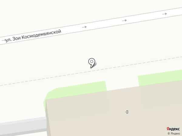 Государственная инспекция труда в г. Санкт-Петербурге на карте Санкт-Петербурга
