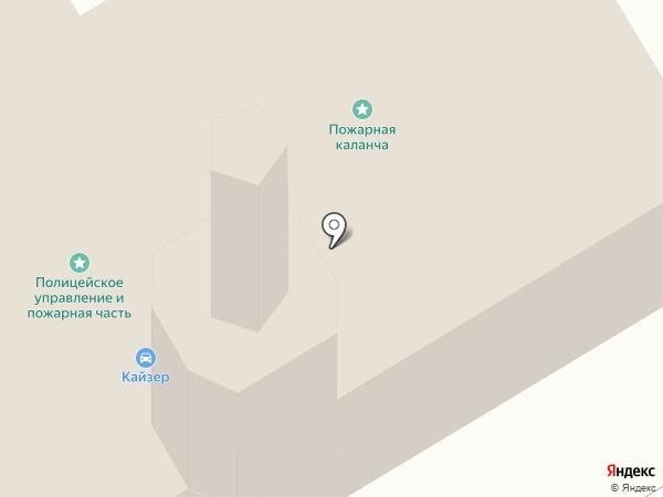 Управление информационного обеспечения деятельности на карте Санкт-Петербурга
