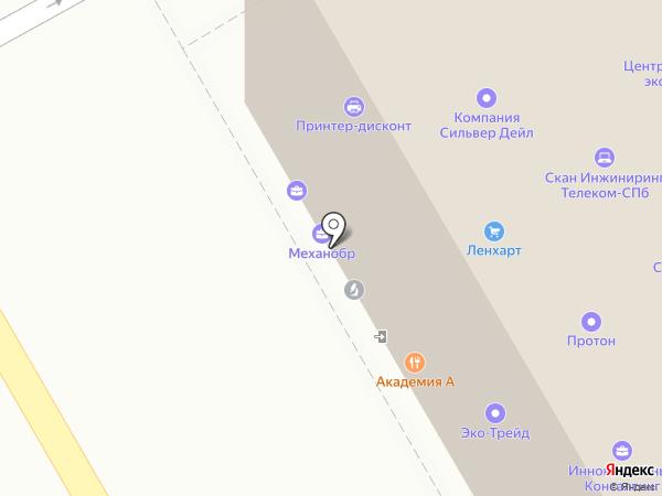UltraTechnica на карте Санкт-Петербурга
