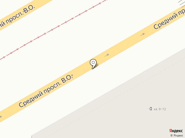 The Templet Bar на карте Санкт-Петербурга