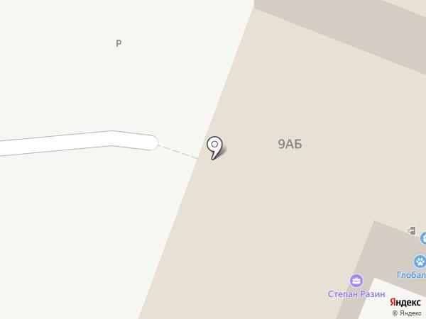 Волат, ЗАО на карте Санкт-Петербурга