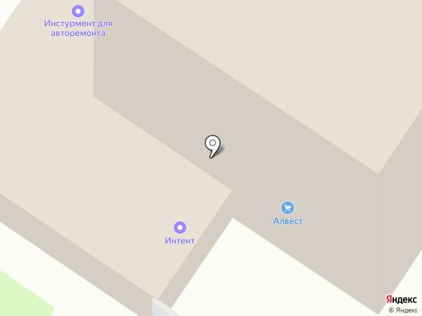 Т энд К Логистик на карте Санкт-Петербурга