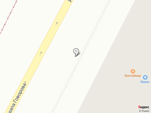 ТриШ на карте Санкт-Петербурга