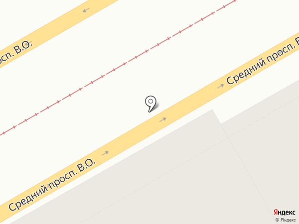 Санкт-Петербургское диабетическое общество инвалидов на карте Санкт-Петербурга