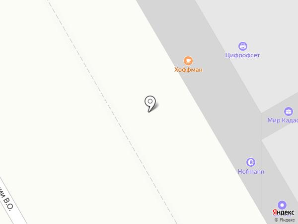BTG Event Solutions на карте Санкт-Петербурга