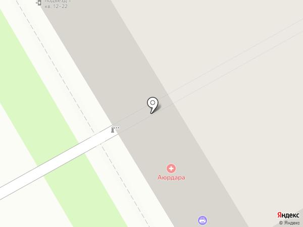 EvaDia на карте Санкт-Петербурга