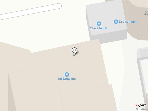 Русьэнергомонтаж на карте Санкт-Петербурга