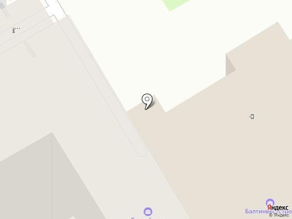 Санкт-Петербургская инженерная академия на карте Санкт-Петербурга