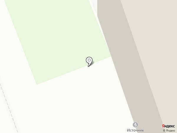 НИАИ Источник на карте Санкт-Петербурга