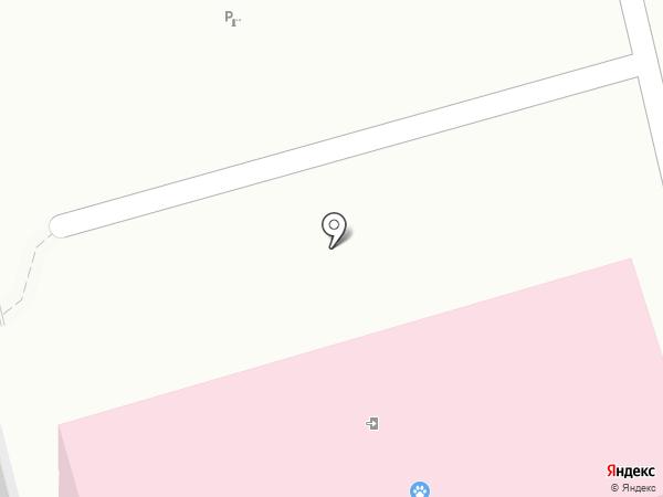 Ветеринарная станция Кировского, Красносельского и Петродворцового районов на карте Санкт-Петербурга