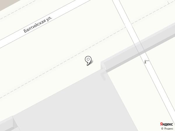 Арт-Икс на карте Санкт-Петербурга