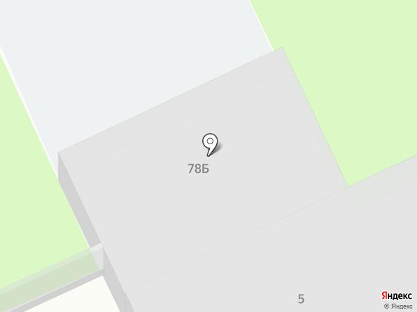 Лаборатория 5 на карте Санкт-Петербурга