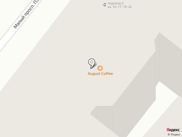 АЛЮР на карте Санкт-Петербурга