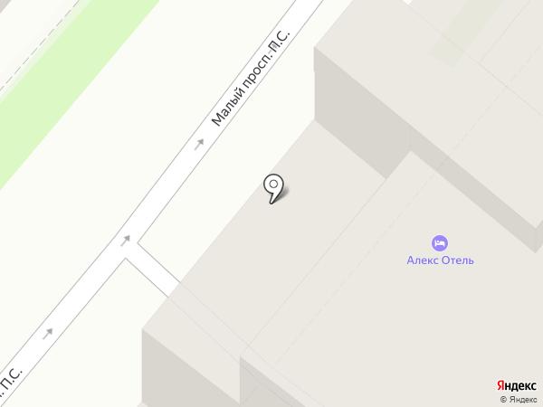 Петровское, ТСЖ на карте Санкт-Петербурга