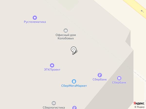 Изотех СПб на карте Санкт-Петербурга