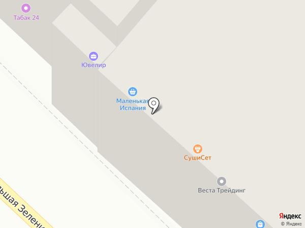 ЭЛСО ЭнергоДом на карте Санкт-Петербурга