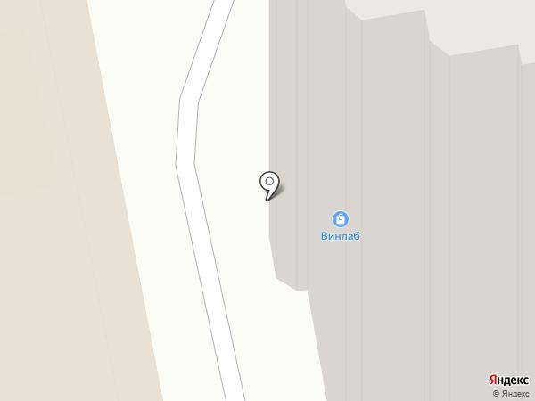 BRUNO на карте Санкт-Петербурга